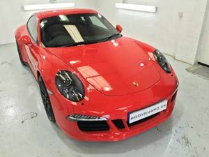 car detailing in Northamptonshire